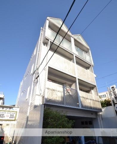 広島県広島市西区、天満町駅徒歩7分の築26年 4階建の賃貸マンション