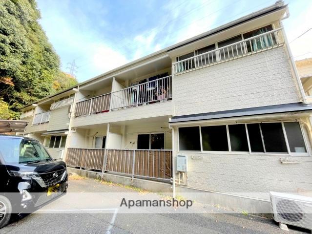 広島県広島市安佐南区、安東駅徒歩17分の築29年 2階建の賃貸マンション