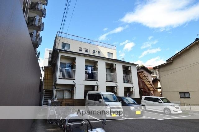広島県広島市中区、鷹野橋駅徒歩11分の築57年 2階建の賃貸アパート
