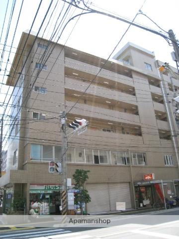 広島県広島市東区、広島駅徒歩8分の築41年 7階建の賃貸マンション