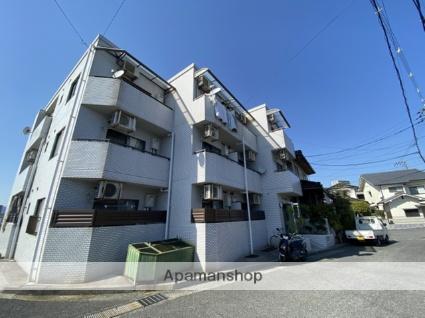 広島県安芸郡府中町、向洋駅徒歩9分の築21年 3階建の賃貸マンション