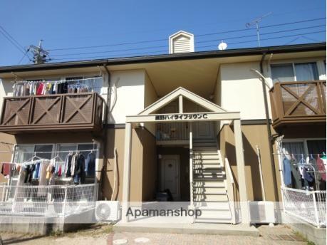 広島県広島市安芸区、瀬野駅徒歩8分の築26年 2階建の賃貸アパート
