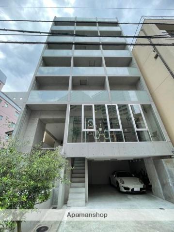 広島県広島市中区、日赤病院前駅徒歩11分の新築 8階建の賃貸マンション