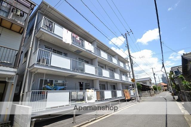広島県広島市南区、段原一丁目駅徒歩20分の築26年 3階建の賃貸マンション