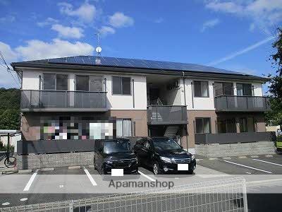広島県広島市安佐南区、大原駅徒歩14分の築13年 2階建の賃貸アパート
