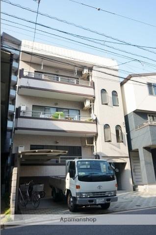 広島県広島市西区、横川駅徒歩7分の築25年 3階建の賃貸マンション