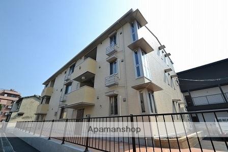 広島県広島市西区、古江駅徒歩14分の新築 3階建の賃貸アパート