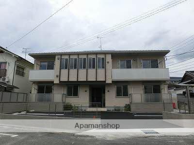 広島県広島市安佐南区、上安駅徒歩12分の新築 2階建の賃貸アパート