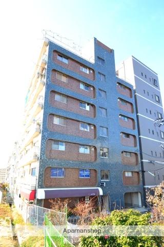 広島県広島市西区、舟入町駅徒歩10分の築43年 7階建の賃貸マンション
