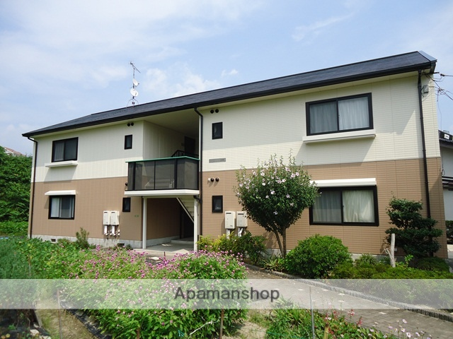 広島県広島市安佐南区、高取駅徒歩13分の築20年 2階建の賃貸アパート
