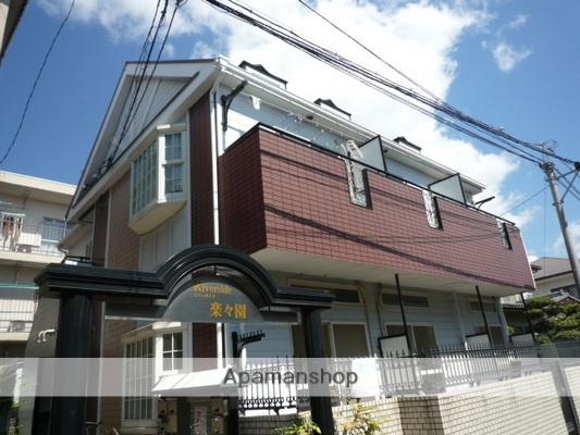広島県広島市佐伯区、廿日市駅徒歩17分の築28年 2階建の賃貸アパート