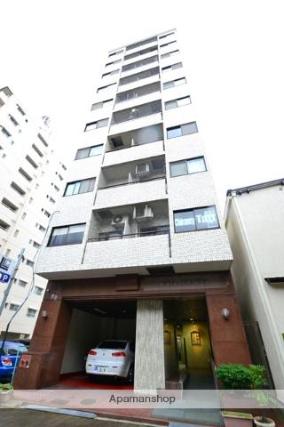 広島県広島市中区、土橋駅徒歩5分の築32年 10階建の賃貸マンション