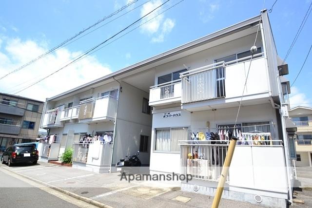 広島県安芸郡府中町、天神川駅徒歩14分の築29年 2階建の賃貸アパート