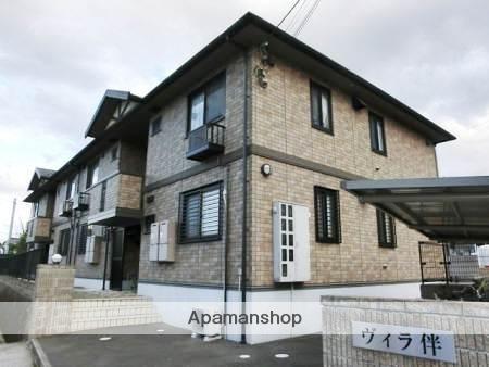 広島県広島市安佐南区、伴駅徒歩11分の築10年 2階建の賃貸アパート