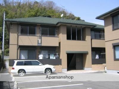 広島県広島市安芸区、中野東駅徒歩3分の築13年 2階建の賃貸アパート