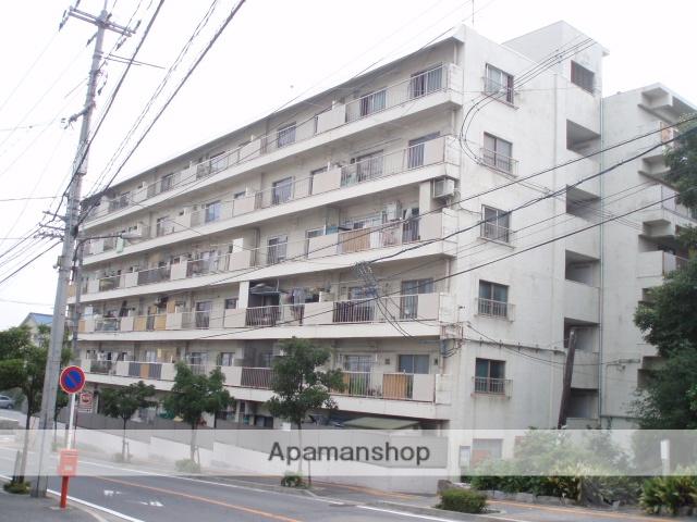 広島県安芸郡府中町、向洋駅徒歩12分の築43年 6階建の賃貸マンション