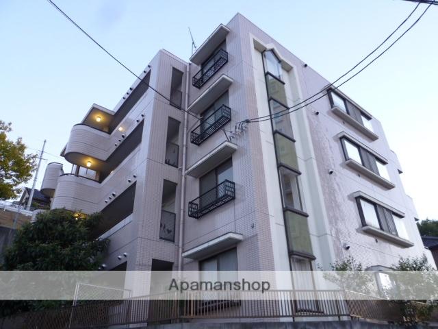 広島県広島市東区、下祇園駅徒歩30分の築26年 4階建の賃貸マンション