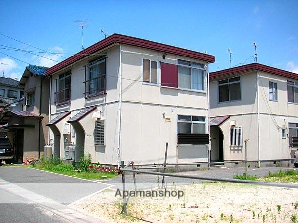 広島県広島市安芸区、矢野駅徒歩16分の築37年 2階建の賃貸アパート