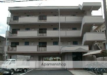 広島県安芸郡海田町、海田市駅徒歩23分の築21年 4階建の賃貸マンション