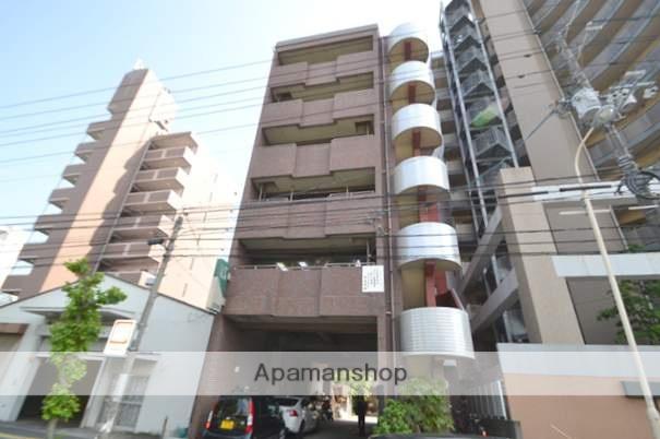 広島県広島市東区、天神川駅徒歩15分の築26年 6階建の賃貸マンション