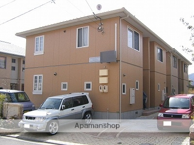 広島県広島市安芸区、瀬野駅徒歩15分の築12年 2階建の賃貸テラスハウス