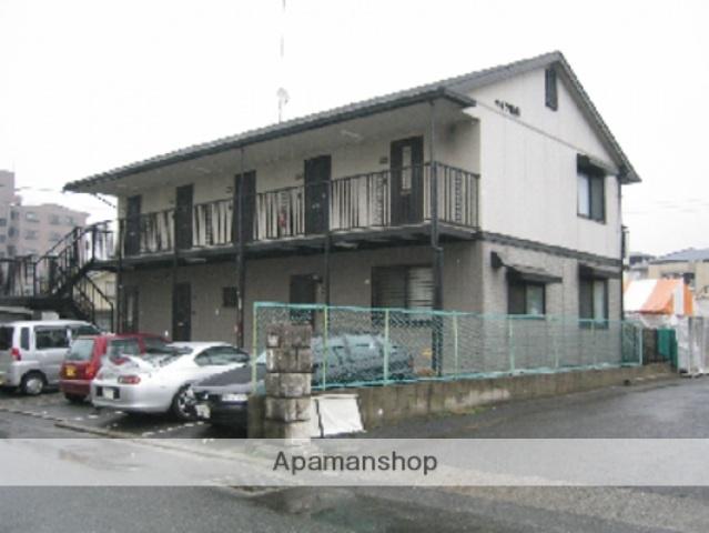 広島県広島市安佐南区、大町駅徒歩14分の築18年 2階建の賃貸アパート