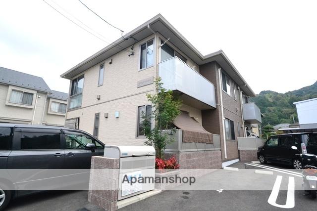 広島県広島市東区、戸坂駅徒歩20分の築3年 2階建の賃貸アパート