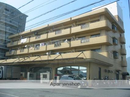 広島県広島市安佐南区、大町駅徒歩20分の築31年 4階建の賃貸マンション