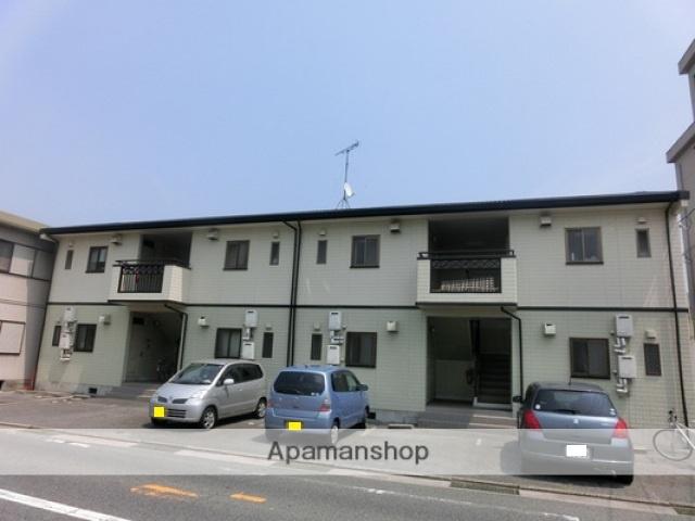広島県広島市安佐南区、大原駅徒歩11分の築27年 2階建の賃貸アパート