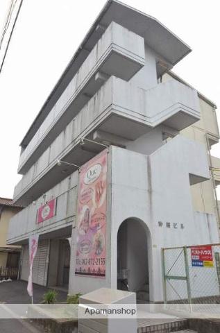 広島県広島市安佐南区、毘沙門台駅徒歩13分の築30年 4階建の賃貸マンション