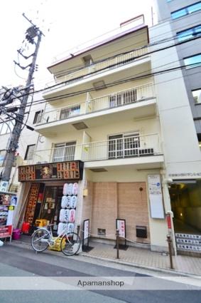 広島県広島市中区、本通駅徒歩2分の築38年 7階建の賃貸マンション