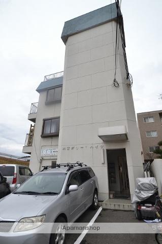 広島県広島市西区、横川駅徒歩17分の築36年 4階建の賃貸マンション