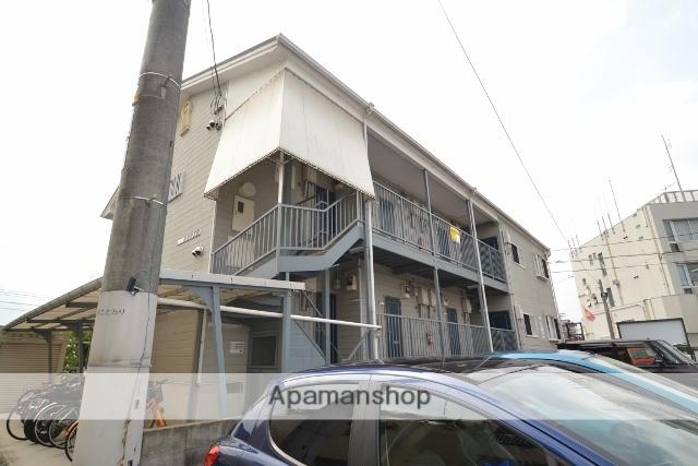 広島県安芸郡府中町、天神川駅徒歩13分の築14年 2階建の賃貸アパート