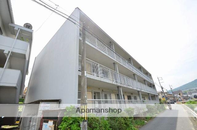 広島県広島市安佐南区、安東駅徒歩15分の築46年 3階建の賃貸マンション