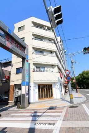 広島県広島市西区、横川駅駅徒歩6分の築34年 5階建の賃貸マンション
