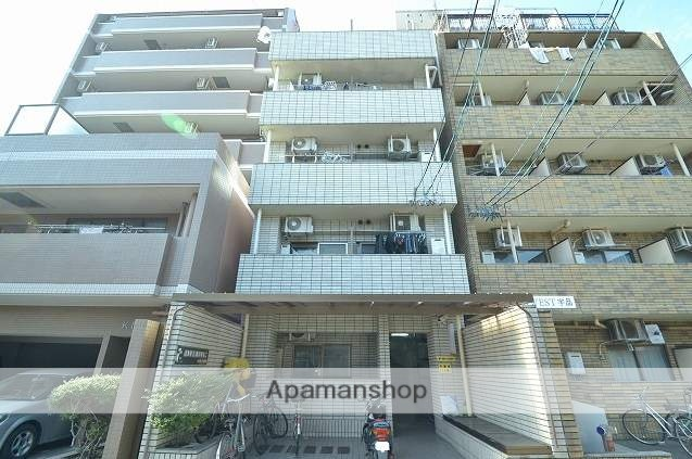 広島県広島市南区、海岸通駅徒歩8分の築29年 5階建の賃貸マンション