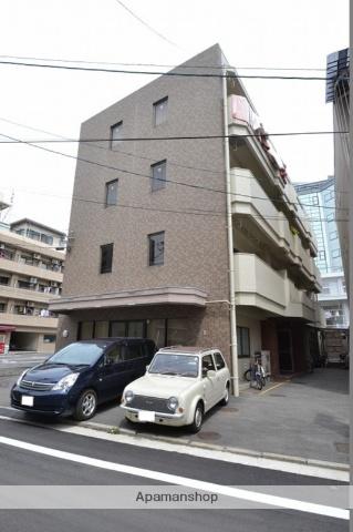 広島県広島市西区、横川駅駅徒歩6分の築37年 4階建の賃貸アパート