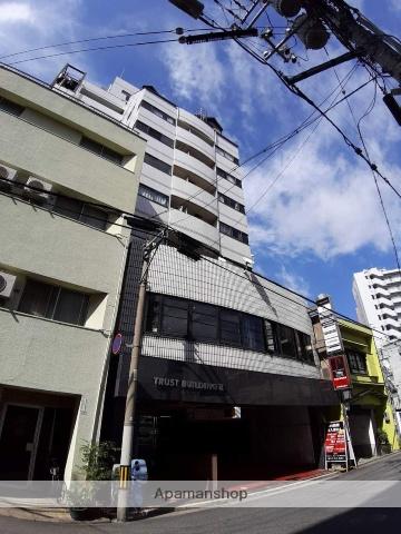 広島県広島市中区、稲荷町駅徒歩7分の築23年 11階建の賃貸マンション