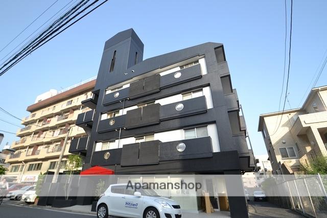 広島県広島市西区、高須駅徒歩15分の築26年 4階建の賃貸マンション