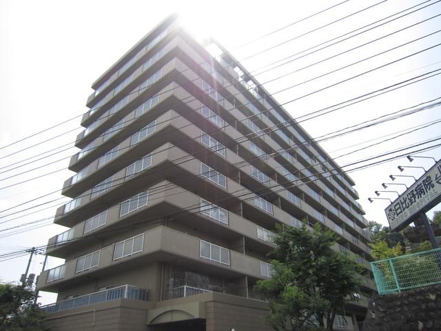 広島県広島市安佐南区、高取駅徒歩18分の築25年 9階建の賃貸マンション