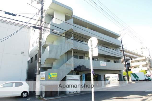 広島県広島市安佐南区、大町駅徒歩12分の築20年 4階建の賃貸マンション
