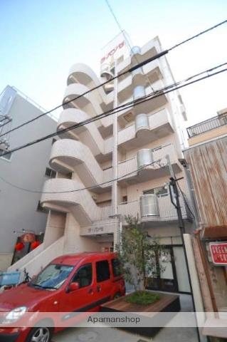 広島県広島市中区、中電前駅徒歩9分の築29年 7階建の賃貸マンション