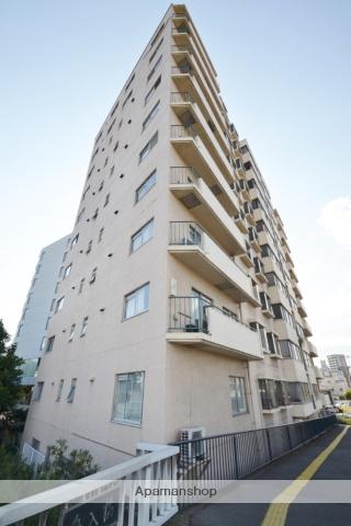 広島県広島市中区、舟入本町駅徒歩11分の築41年 12階建の賃貸マンション