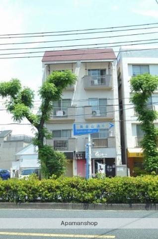 広島県広島市南区、宇品二丁目駅徒歩5分の築33年 3階建の賃貸マンション