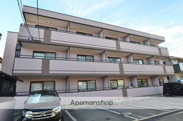 広島県広島市南区、広大附属学校前駅徒歩11分の築21年 3階建の賃貸マンション