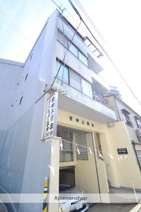 広島県広島市東区、広島駅徒歩10分の築25年 4階建の賃貸マンション