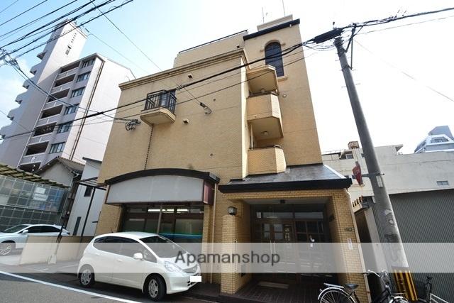 広島県広島市中区、本川町駅徒歩8分の築31年 6階建の賃貸マンション