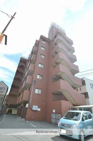 広島県広島市南区の築32年 7階建の賃貸マンション