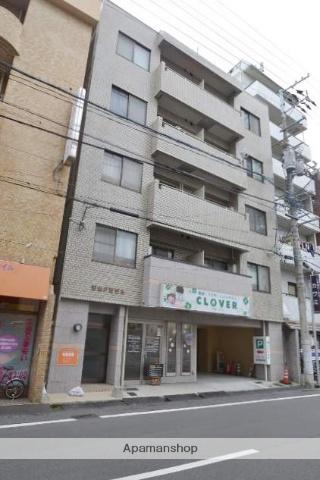 広島県広島市西区、横川駅徒歩3分の築35年 5階建の賃貸マンション