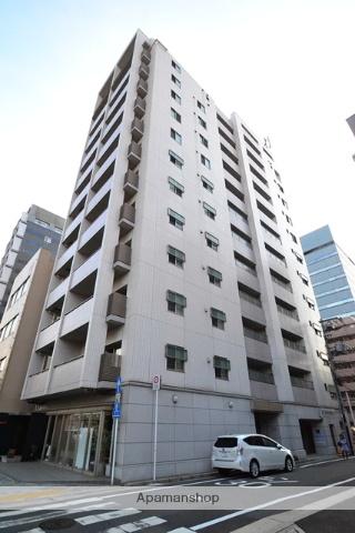 広島県広島市中区、本川町駅徒歩6分の築11年 13階建の賃貸マンション